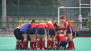 Ladies 1's vs Durham - 13th Sept 2014