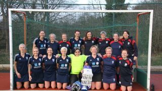 Ladies over 35's Cup v Ben Rhydding
