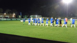 Chairman's View - Wantage Town 2 Marlow United 0