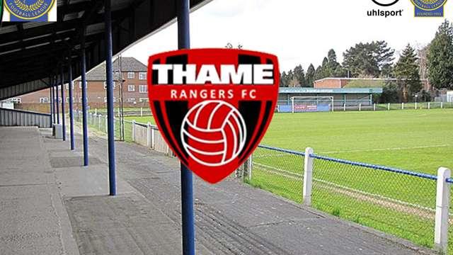 Marlow United v Thame Rangers