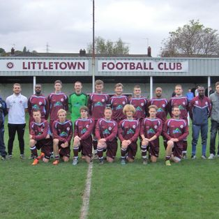 Littletown FC progress to next round of the cup.