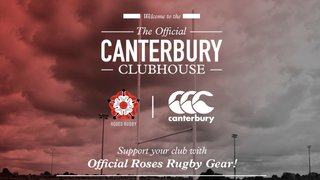 ROSES RUGBY POP UP CLUB SHOP