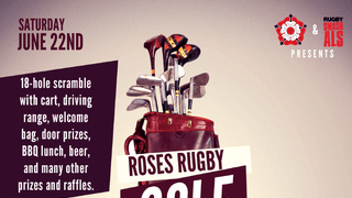 2019 ROSES RUGBY GOLF TOURNAMENT
