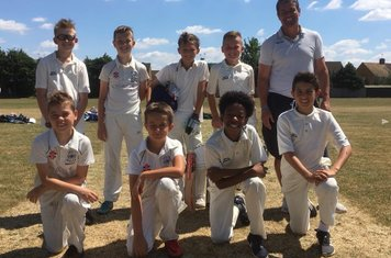 Wadded don u11's beat Haddenham