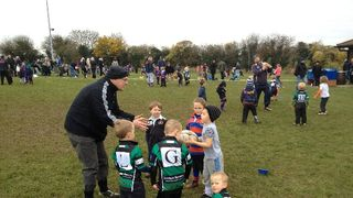 U7 and U6 Bradley Stoke Youth Rugby