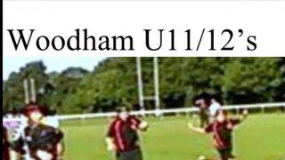 South Woodham -v- Rochford Under 12's