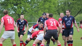 Leicestershire President's Cup final vs Stoneygate 06/05/2017 (2)
