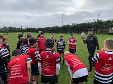 U13's Training with a Pro!