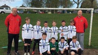 FC Premier Under 9's League Winners & Reach WYL Finals Day