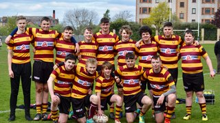190505 U15 Boroughmuir 10s