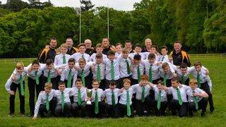 Bracknell U13s 7's team reach final of Alton 7's tournament