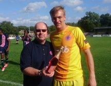 Man of the Match vs St Albans City - Ashley Maynard-Brewer