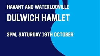 FA Cup: Dulwich draw Havant and Waterlooville