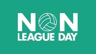 Saturday: Non League Day - vs Weymouth