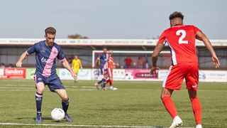 Jack Connors ready for FA Cup clash with Havant