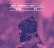 Saturday: Dulwich Hamlet vs Tonbridge Angels