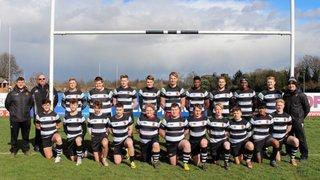 National cup game rd 2 Academy v Reeds Weybridge