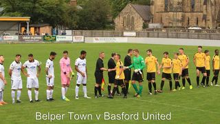 Basford United (Home) by Tim Harrison