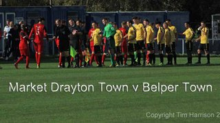 Market Drayton (Away) by Tim Harrison