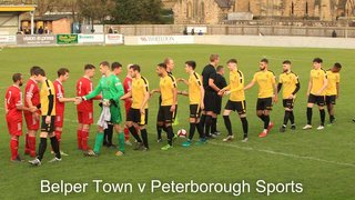 Peterborough Sports (Home) by Tim Harrison