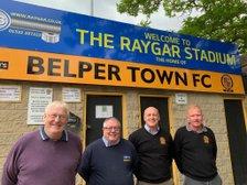 Raygar unveiled as Nailers new main sponsor