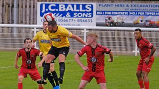 Nailers impress against Mickleover Sports