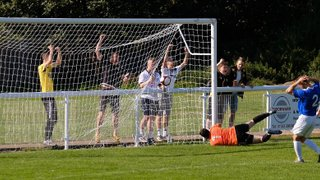 Nailers defied by superb goalkeeping performance