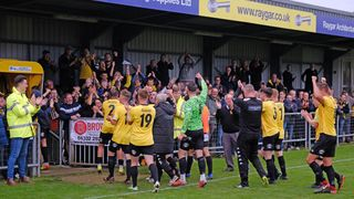 Grant Black - 'It's fantastic for the club and the town'