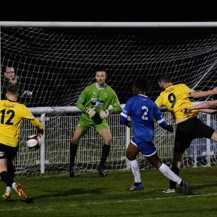 Nailers' unbeaten run ends with defeat at home to Leek Town