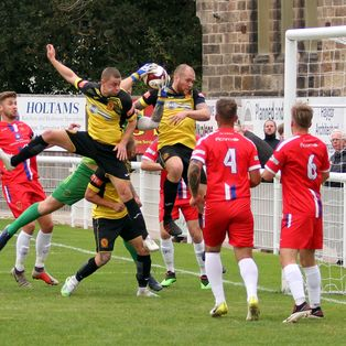 Nailers suffer home reverse against Chasetown