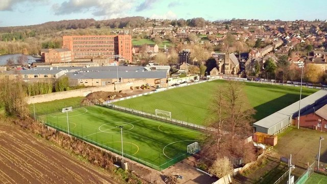 New 4G training pitch unveiled