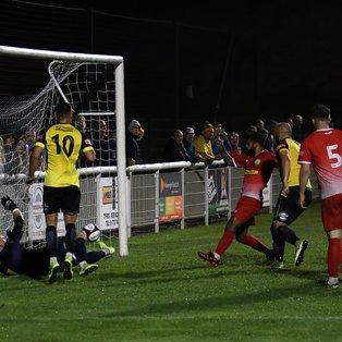 Nailers return to winning ways against unbeaten Carlton Town