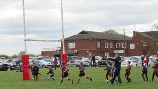 Wrexham U8's Anglo Welsh Tournament