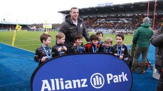 Saracens Under 7s Win the Allianz Tournament