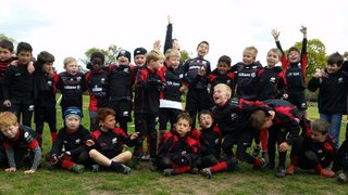 Season's End for U8s