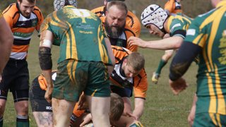 Plymouth Argaum Chiefs v Oaks 09 April 2015