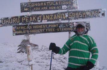 How many Swans have climbed Kilimanjaro?