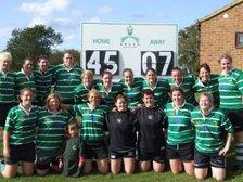 Buckingham Swans Ladies vs Team Northumbria Ladies