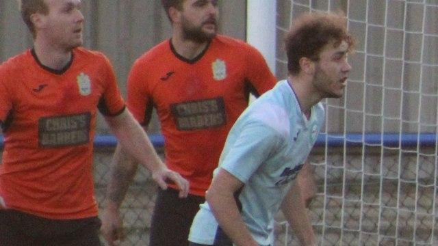 Przybylak stars as United sweep aside Windlesham