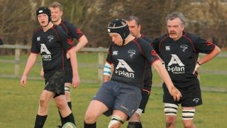 1st XV Gosford All Blacks RFC v Bicester 14 Dec 2013 - Photos courtesy of Clive Jones