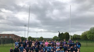 Clifton RFC u15s vs St Clears (West of Wales) Touring Side