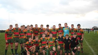 Selby Junior Colts v Scarbrough 2.12.18