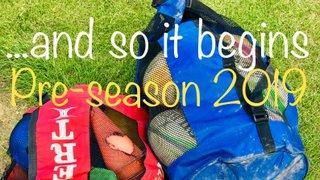 Pre-Season Starts with a Flourish