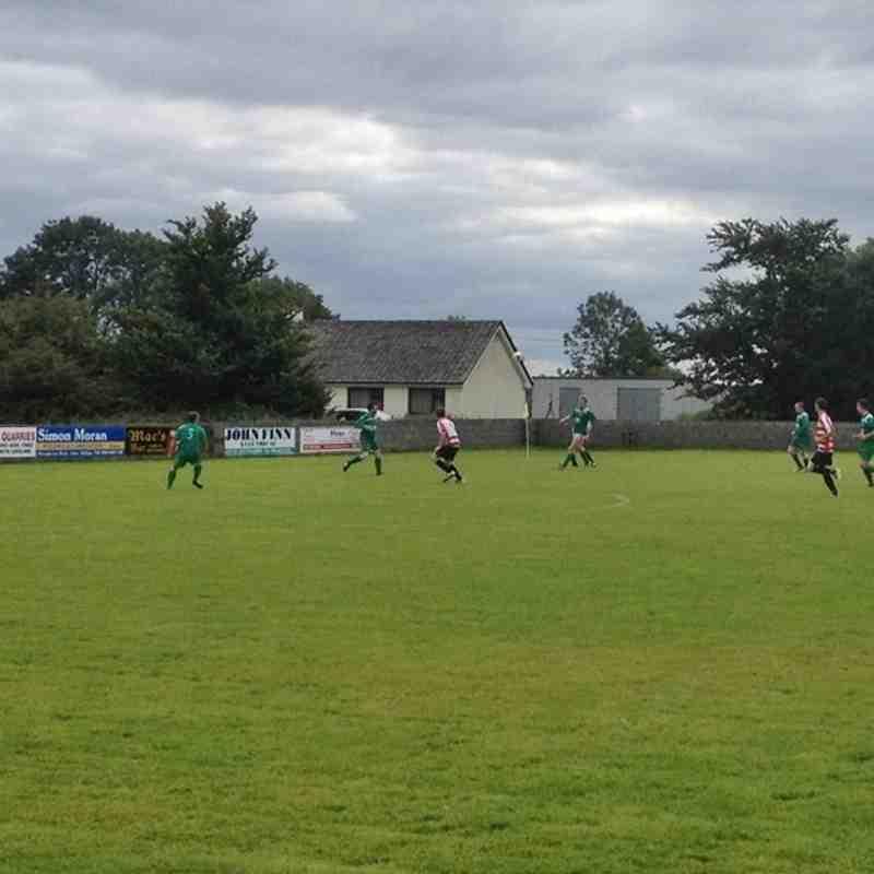 Rahara Rovers V Glen Celtic