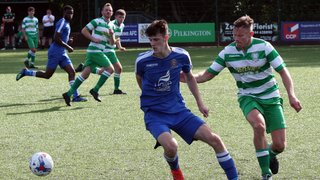 St Helens Town 6-0 Cleator Moor Celtic 2019-20