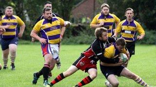 Sussex 'Canterbury Jack' Intermediate League    Uckfield RFC 2s v Norfolk Arms  Saturday 10th Oct 2015