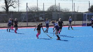 2013/14 - S&B 1s vs Old Loughts 4