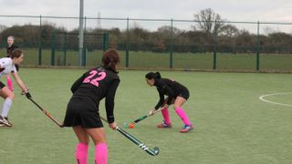 2014/15 - S&B1s vs Wapping 4s #2
