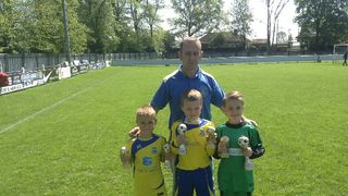 End of Season Awards for the Under 9 Juniors