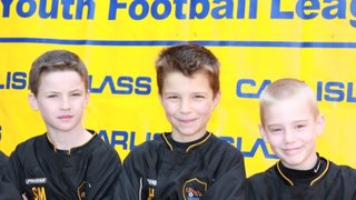 Edenvale Harriers - Brunton Park Tournament 2013